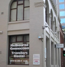 The Melbourne Connection Travellers Hostel Melbourne
